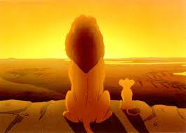 Image result for mufasa and simba