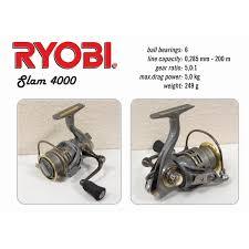 <b>Катушка RYOBI Slam</b> - <b>4000</b>