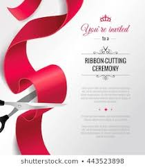 Grand Opening Invitations Grand Opening Invites Stock Vectors Images Vector Art