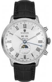 <b>Мужские</b> кварцевые наручные <b>часы Wainer</b> купить в интернет ...
