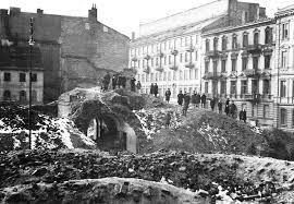 Znalezione obrazy dla zapytania zniszczenia wojenne w polsce