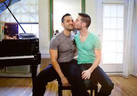 New pics of gay men