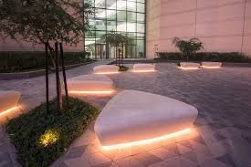 Elite Lighting Designs Khalifa University Extension By Umaya Lighting Rsp