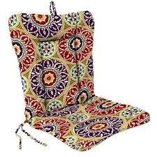marvelous adirondack chair cushions indoor outdoor chair cushion outdoor seat cushions sunbrella