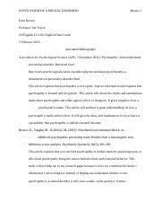 Apa Format Paper Apa Format Study Resources