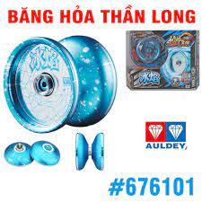 Con quay yoyo Băng Hỏa Thần Long mã 676101C Đồ chơi Tuyệt đỉnh Yoyo chính  hãng Auldey