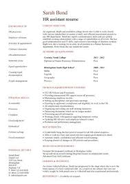 Entry Level Resume Examples With No Work Experience - Examples Of ...