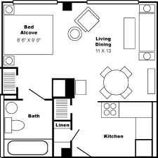 Best 25+ Studio apartment floor plans ideas on Pinterest | Apartment floor  plans, Small apartment plans and Apartment layout