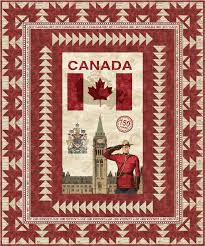 Prairie Chicks: Canada 150 Quilt & ... quilt using the Canadian Mountie Panel, love this!! Free pattern We  have a few panels still available in the shop but hurry in, they won't last  long! Adamdwight.com