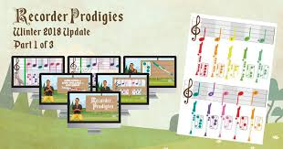 How To Play The Recorder Finger Chart Recorder Prodigies Free Finger Chart For 10 Notes Positions