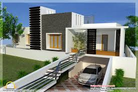 ... New Contemporary Mix Modern Home Designs Kerala Home Design And | Best  Moder Home Design ...
