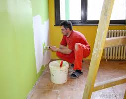 getting your house painted hire a painter