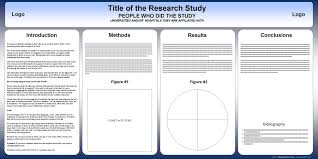 poster format powerpoint free powerpoint scientific research poster templates for