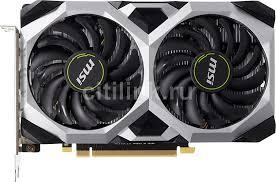 Купить <b>Видеокарта MSI</b> nVidia <b>GeForce GTX</b> 1660 , GTX 1660 ...