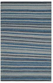safavieh striped kilim stk421a striped rug blue contemporary area rugs by arearugs