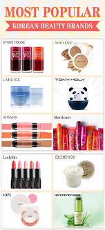 yesstyle top 10 most por korean beauty brands s