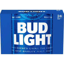 Bud Light Bud Light 24 Can Suitcase