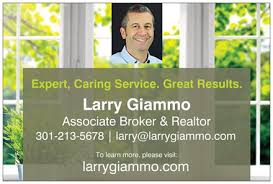 Larry Giammo - Real Estate Agent - Rockville, MD
