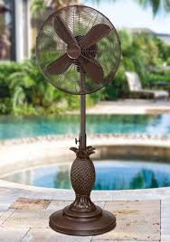 outdoor floor fans. Dbf1079 Islander Outdoor Patio Fan Floor Standing Fans N