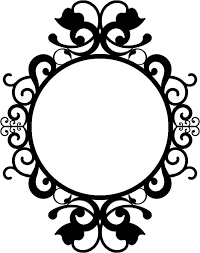 Ornate frame clipart Clipart Collection Gold ornate frame in the
