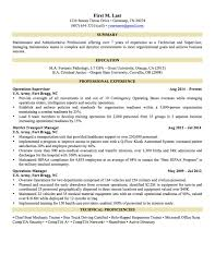 Military Resume Template To Civilian Templates Vaydile Euforic Co