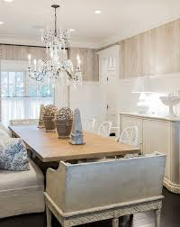 boston french setee dining room beach style with chandelier way switch curtains