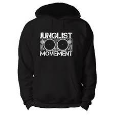 <b>JUNGLIST MOVEMENT</b> RARE HOODIE