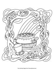 Small Picture St Patricks Day Coloring Pages PrimaryGames Play Free Online