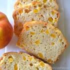 apple peach bread