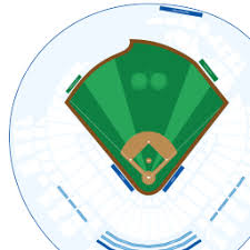 Marlins Stadium Seating Chart Marlins Park Interactive Baseball Seating Chart