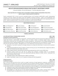 Business Development Manager Resume Business Development Manager 4 ...