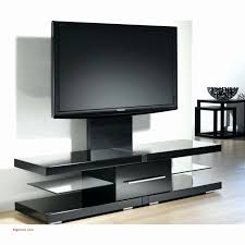 glass tv stand with mount with black glass swivel mount tv stand awesome wall unit wood
