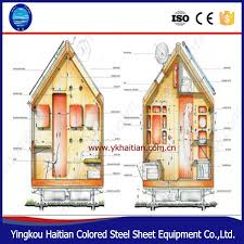 Small Picture Wooden House India Price Prefabricated Green Tiny Home On Wheels