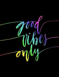 Positive Vibes Quotes New Good Vibes Only 48 Weekly Monthly Planner Inspirational Quotes