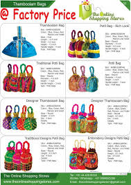 wedding return gift bags in chennai
