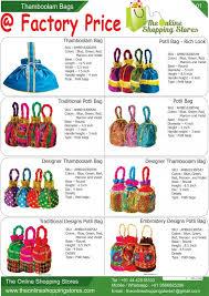 wedding return gift bags in chennai