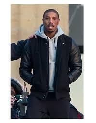creed michael b jordan jacket for