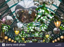 Mistletoe Ball Lights The Covent Garden Christmas Decorations And Lights Have Been
