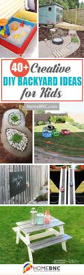 diy backyard ideas and designs for kids