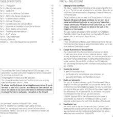 disputes and plaints 21 part k telephone and services 22 part l bpay scheme 24
