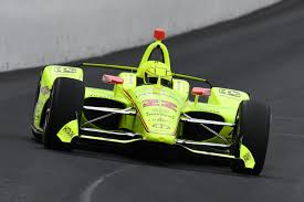 Indy 500 Car Design Simon Pagenaud Wins Pole For 103rd Indy 500