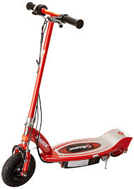 amazon com razor e100 electric scooter red electric sports amazon com razor e100 electric scooter red electric sports scooters sports outdoors