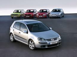 2003 Volkswagen Golf - Information and photos - ZombieDrive