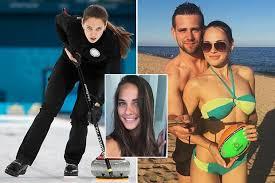 Winter Olympics 2018: Russian curler Anastasia Bryzgalova sends ...