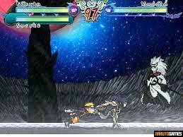 naruto storm mugen 5 screenshot