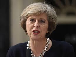 Theresa May ile ilgili görsel sonucu