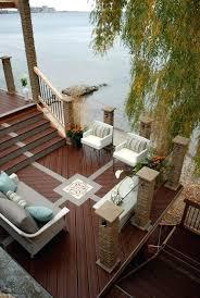 fantastic deck lighting ideas decorating ideas. Trex Deck Ideas Fantastic Decking Decorating For Transitional Design With Composite Lighting