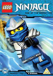 Warner - Lego Ninjago Masters Of Spinjitzu Season 1 Part 2 1 DVD:  Amazon.de: DVD & Blu-ray