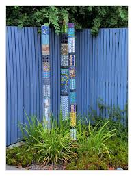 stained glass projects for outdoors mosaic yard art mosaic totem poles by crowmanic on deviantart