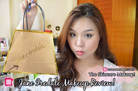jane iredale mineral makeup review